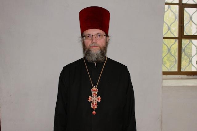Протоиерей Игорь Востриков