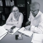 Наталия Родюк и Дидье Гранжорж