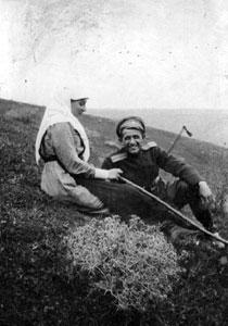 В годы I Мировой войны