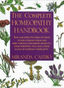 Полное руководство по гомеопатии, автор М. Кастро