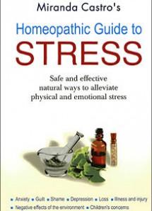 Гомеопатическое руководство по стрессу, автор М. Кастро