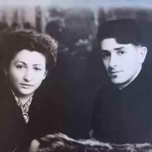 Бабушка и дедушка Ирины Цебоевой